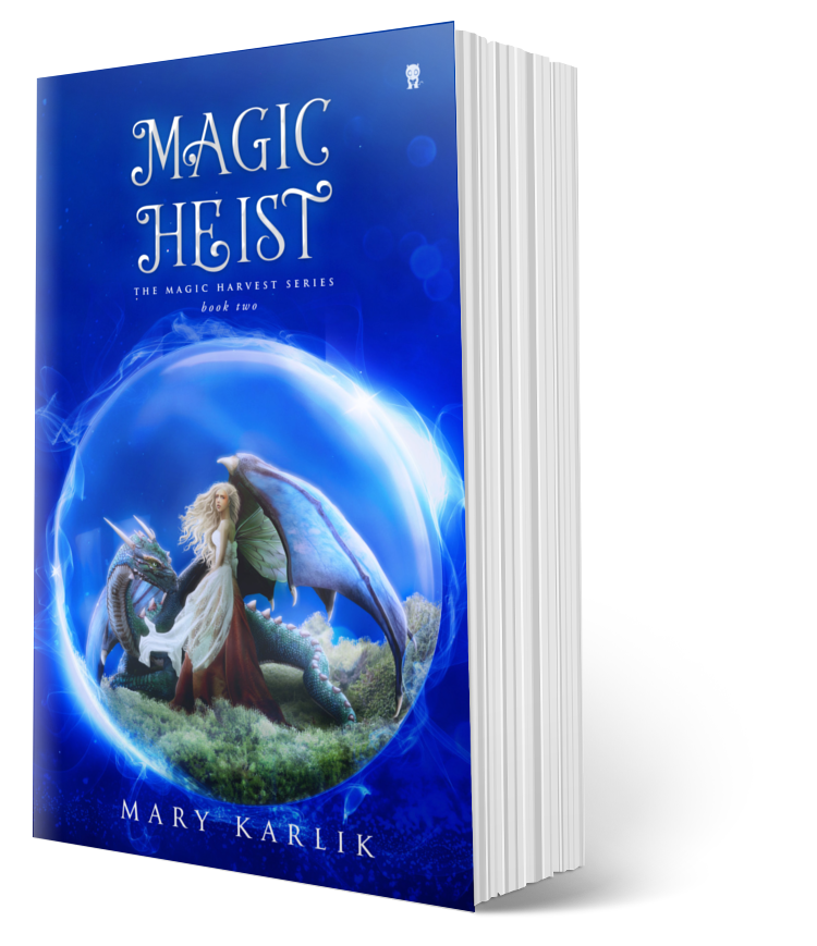 Magic Heist (The Magic Harvest Series, Book Two) by Mary Karlik | Ink Monster